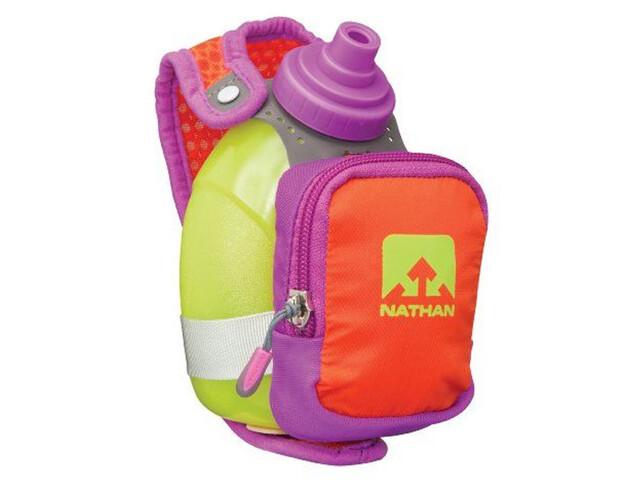 Nathan QuickShot Plus - Système d'hydratation - 300ml Multicolore